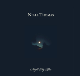 Niall Thomas Night Sky Blue Album Cover